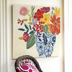 Blossoms Delight Giclee Art by Ballard Designs