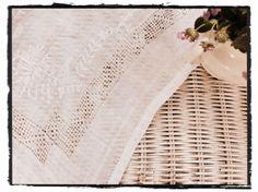 vintage lace, old wicker..