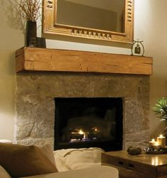 The mantel shelves available from Pearl Mantels can add style, storage or just complete the feel of a traditional fireplace set up. Description from fireplacesbyroye.net. I searched for this on bing.com/images