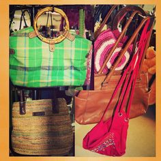 Time to switch out your #purse ? We have every color size and style! #buylocal #shoplocal #thriftstore #thriftshop #hopewellva #petersburgva #colonialheights #chesterfield #rva #804 #summer #shopping