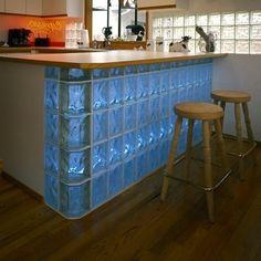 Glass Block Ideas - Bob Vila