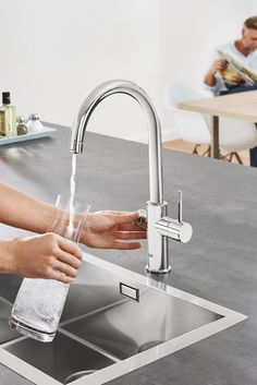 f29e2b96c87 19 Best Grohe Kitchen Taps images