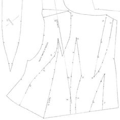 Download the Pattern - Alexander McQueen 2003 kimono top - note there are no instructions so you have to refer to the photos of finished jackets
