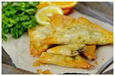 Easy greek spinach pie's..