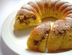 Torta di pane con ricotta e cioccolato, ricetta dolce senza burro