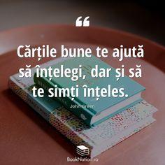 Citatul de astăzi #citesc #cititoripasionati #eucitesc #cititoridinromania #cartestagram #iubescsacitesc #eucitesc #books #romania #reading John Green, Books, Life, Libros, Book, Book Illustrations, Libri