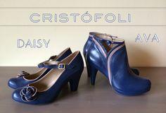 Czółenka i botki z nowej kolekcji Cristofoli. http://www.raspberryheels.com/shop/index.php?l=pl&module=search&brand=35