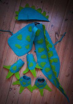 Karneval im Pan Pepe-Modus – Kostüm Karneval Diy Dinosaur Costume, Dino Costume, Dinosaur Party, Dinosaur Birthday, Dinosaur Activities, Dinosaur Crafts, Sewing For Kids, Diy For Kids, Crafts For Kids