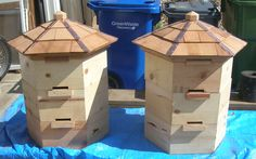My Bee Pages - Custom Hives
