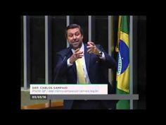 Carlos Sampaio discursa na tribuna sobre delação de Delcídio e pede renú...