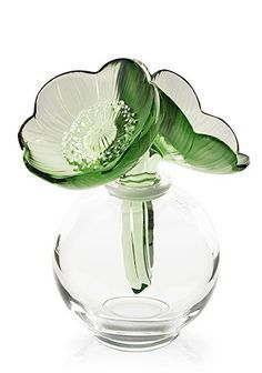 Lalique Two Anemones
