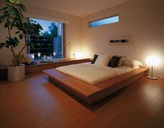 Bedroom Minimalist, Minimalist House Design, Minimalist Home, Japanese Home Design, Japanese Home Decor, Japanese Bedroom Decor, Muji Home, House Design Pictures, Apartment Layout