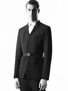 before you kill us all: LOOKBOOK Dior Homme Les Essentiels 6 Feat. Matthew Bell by Karim Sadli
