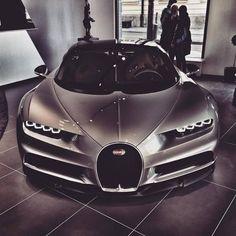 1500hp Bugatti Chiron!• Photo by @mr__munich • viaCarlifestyleMore cars here.