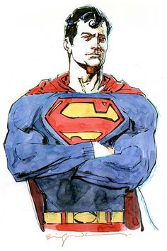 Ungoliantschilde — Superman, as depicted by:    -Christopher Reeve,...