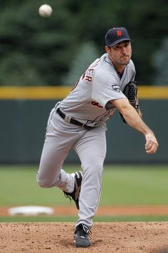 Justin Verlander- current best pitcher in baseball