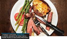 Blueprint Your Meal Plan: Fuel Your Fire Flank Steak - Bodybuilding.com