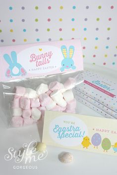 Chick and bunny candy boxes with free printables chick and bunny candy boxes with free printables negle Images