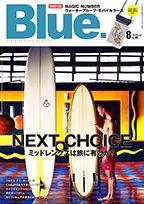 雑誌 Blue. Surfing, Company Logo, Logos, Blue, Magazine Covers, Image Link, Surf, Surfs Up, Logo