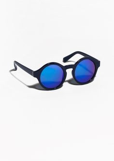 & Other Stories | Mirrored Sunglasses