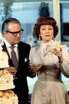 MOMMIE DEAREST, Harry Goz, Faye Dunaway, 1981, (c) Paramount