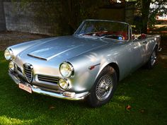 Alfa Romeo 2600 Spyder 1966