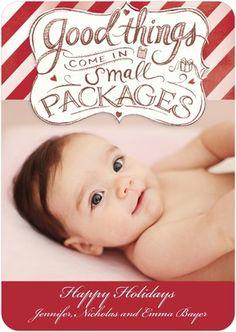 Argyle Love: Tiny Prints Holiday Cards