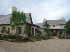 German Style Texas Farmhouse