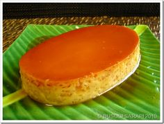 LECHE FLAN. All my life, just the way my lola made it.. and then again in the Philippines (2012)