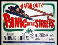 Panic in the Streets Blu-ray - Richard Widmark Title Card, Superstar, Cards, Films, Movie Posters, Lights, Movies, Film Noir, 2016 Movies