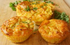 Ham, Egg & Cheese Muffin Cups.  Easy healthy breakfast dish that can be eaten on the go!  -  eggs, milk, cheese, onion, spices, tabasco, etc.  easy, frugal, low carb.  watch sodium level.      lj