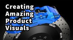 KeyShot Webinar: Using KeyShot to Create Amazing Product Visuals