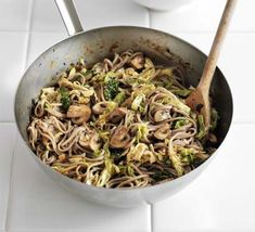 This delicious veggie stir-fry is packed full of goodness to keep you going through the week