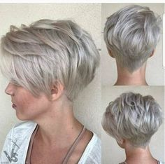 Collection Of Ash Blonde Pixie With Nape Undercut 100 Mind Blowing Short Hairstyles For Fine Hair Pixies - 2018 New Hairstylescuts Choppy Pixie Cut, Short Choppy Haircuts, Edgy Pixie Cuts, Best Pixie Cuts, Long Pixie Hairstyles, Short Hairstyles For Women, Choppy Fringe, Short Cuts, Natural Hairstyles