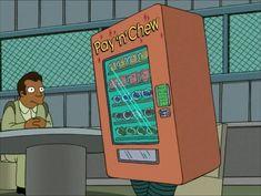 Vending Machine, Futurama, Robots, Google Images, Family Guy, Film, Fictional Characters, Movie, Film Stock