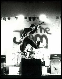 The Jam by Pennie Smith