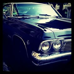 classic car - sweet ride