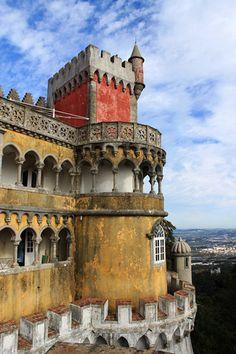 Sintra, Portugal | Gee, Cassandra