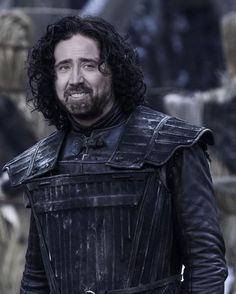 "Hilarious Photoshops Reimagine ""Game of Thrones"" Characters Played by Nicolas Cage"