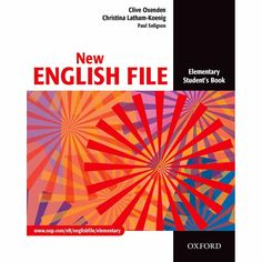 New English File Elementary Student's Book Teacher's Book ebook pdf online downl. New English File English File, English Book, English Lessons, Learn English, English Writing, English Class, Macmillan English, Grammar Quiz, Oxford English