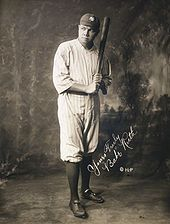 August 11, 1929 – Babe Ruth becomes the first baseball player to hit 500 home runs in his career with a home run at League Park in Cleveland, Ohio.