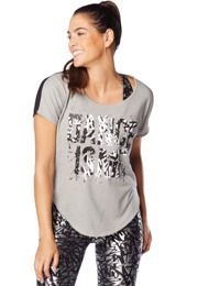 Dance is Tee | Save 10% on Zumba® wear on zumba.com. Use Savings Code 10SALE or click to shop with 10% discount https://www.zumba.com/en-US/store/US/affiliate?affil=10sale