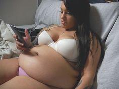 Super chubby girl