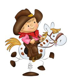 1 les gifs alice serie g - Page 7 Cowboy Baby, Little Cowboy, Cowboy And Cowgirl, Creation Photo, Cute Clipart, Tatty Teddy, Illustrations, Kids Cards, Watercolor Illustration