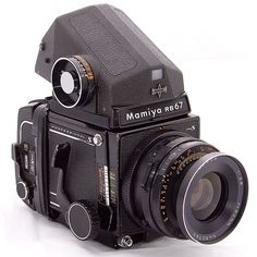 The Mamiya RB67. A beautiful monster