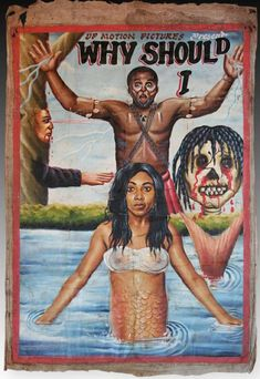 Ghanaian Movie Posters / Journal / Nothing Major