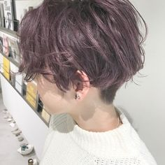 Pin on ヘアカラー (Hair color) Pin on ヘアカラー (Hair color) Hipster Haircuts For Men, Hipster Hairstyles, Messy Hairstyles, Pretty Hairstyles, Shot Hair Styles, Long Hair Styles, Short Hair Tomboy, Messy Hair Look, Growing Your Hair Out