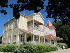 Villa Victoria Ocampo, Mar del Plata. Argentina