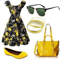 Fun in the Sun - 20 Summer Fashion Outfit Ideas