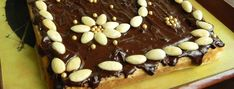 Kuchnia bez glutenu: Mazurek bezglutenowy - wersja podstawowa
